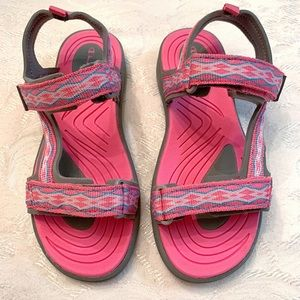 Champion | Double Strap Girl's Sandals Size 1.5